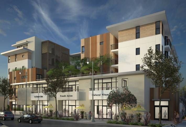 First Look: Boyle Heights' $22M Mixed-Use Cielito Lindo