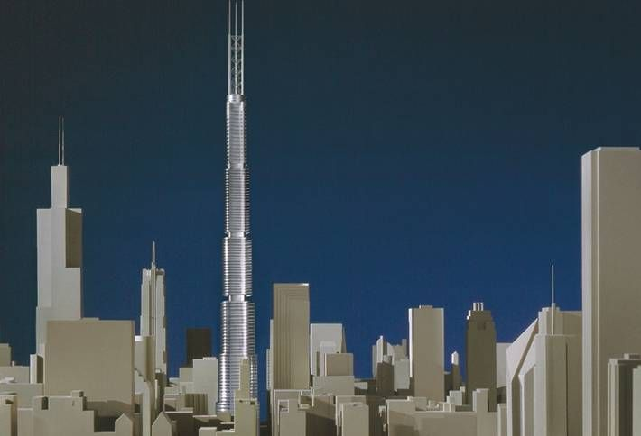 5 Chicago Super Skyscrapers That Were Never Built