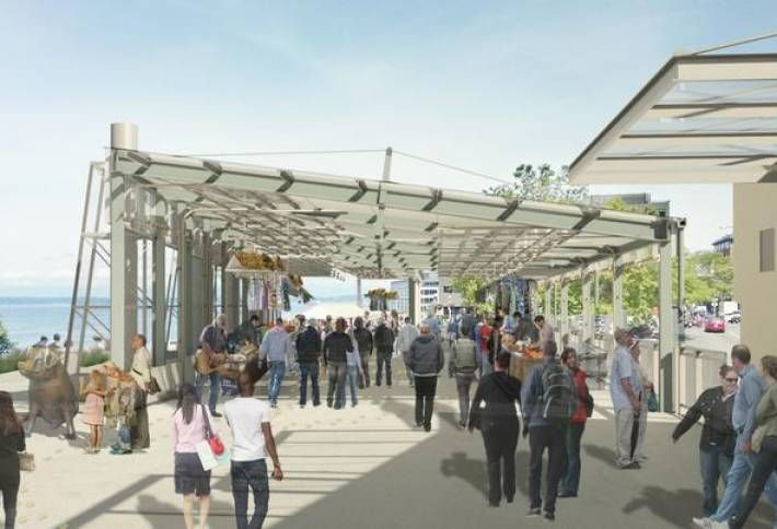 Pike Place Connector Set for Approval