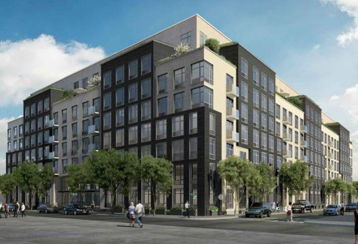 Rendering: 308-Unit Residential Building in Midwood