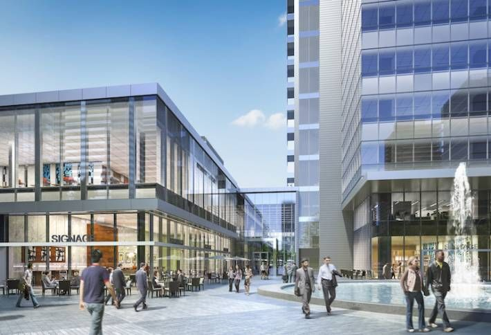 How SmartCentres Is Creating Downtown Vaughan From Scratch