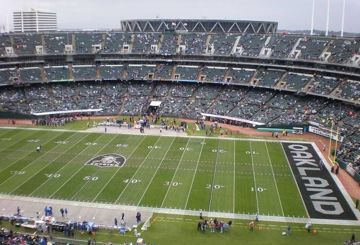 Mayor: Oakland Has Land Needed For Raiders To Stay
