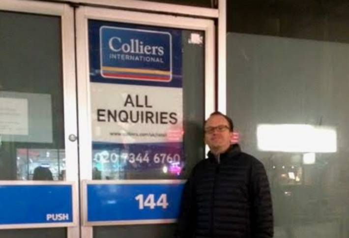 Colliers Taps David Rowley as New Regional Managing Director