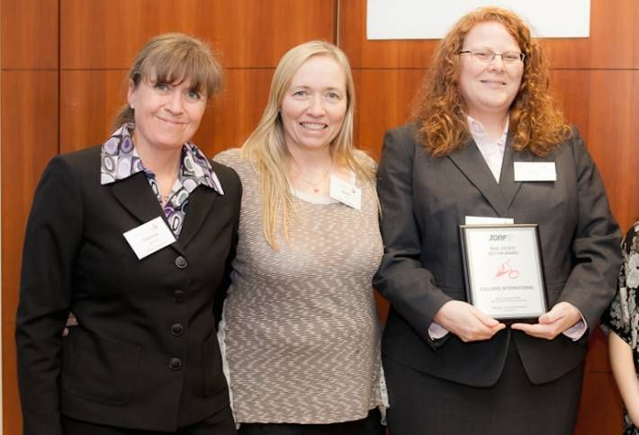 Colliers Is a Diabetes Research Champion