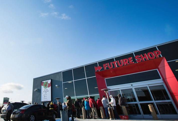 Future Shop Abruptly Shuts Its Doors
