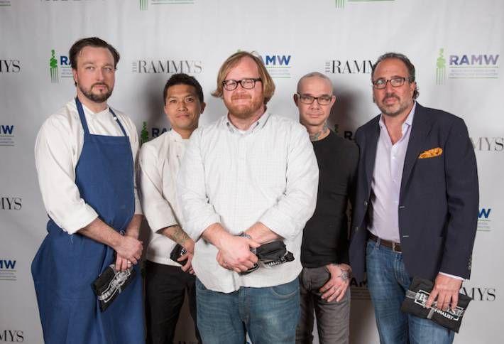 Complete List: 2015 RAMMY Finalists