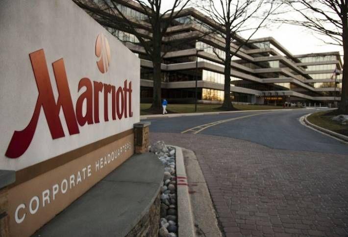 Breaking News:  Marriott Picks New Site for Headquarters