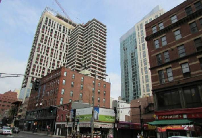 Boston's 6 Biggest Urban Multifamily Projects Under Construction