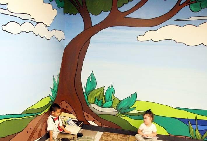 HOK Donates Services to Preschool
