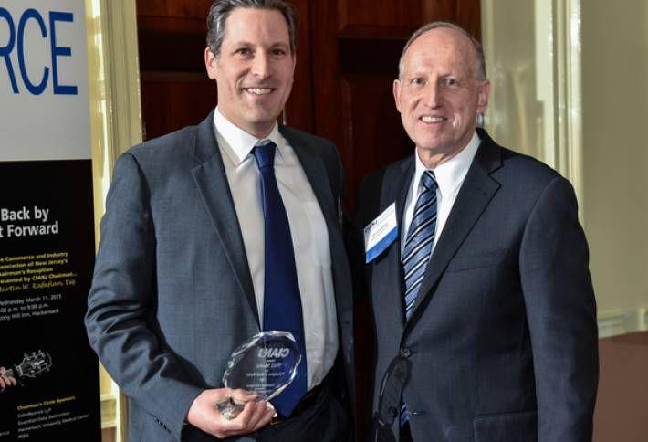 NAI Mertz Honored for Philanthropy