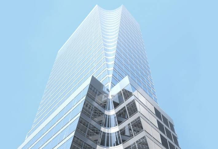 Bank of China to Lease 60% of 7 Bryant Park