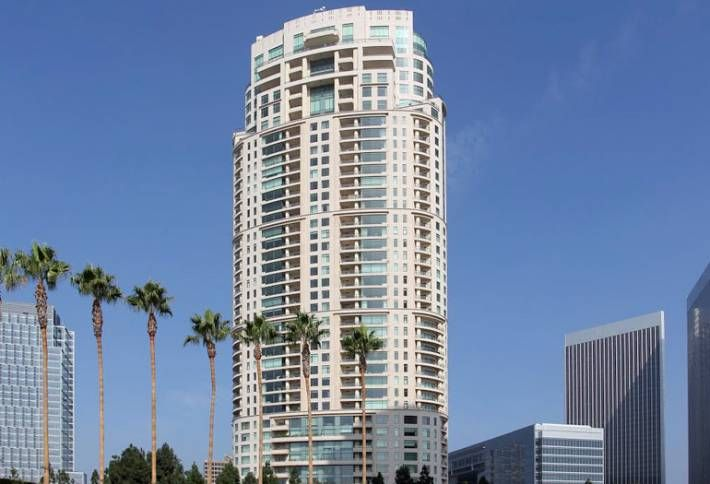 Celebrities Flock to LA's Most Sought After Condo Tower