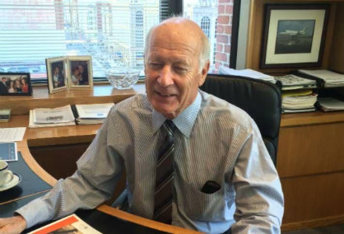 Abbey Group Chairman Bob Epstein's Strategy For Remaking Downtown Boston