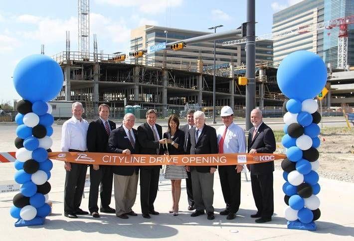 CityLine Drives to the Next Landmark