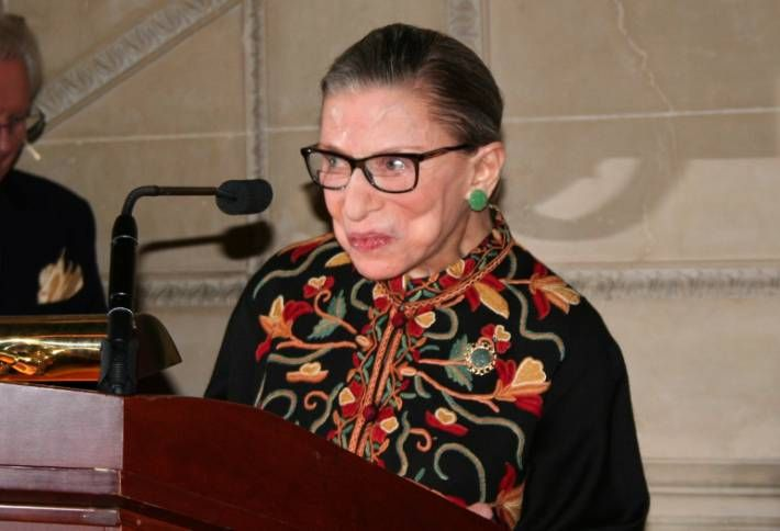 Justice Ginsburg's Passover Publication