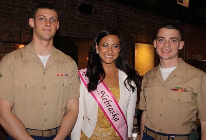 Princesses & Marines!