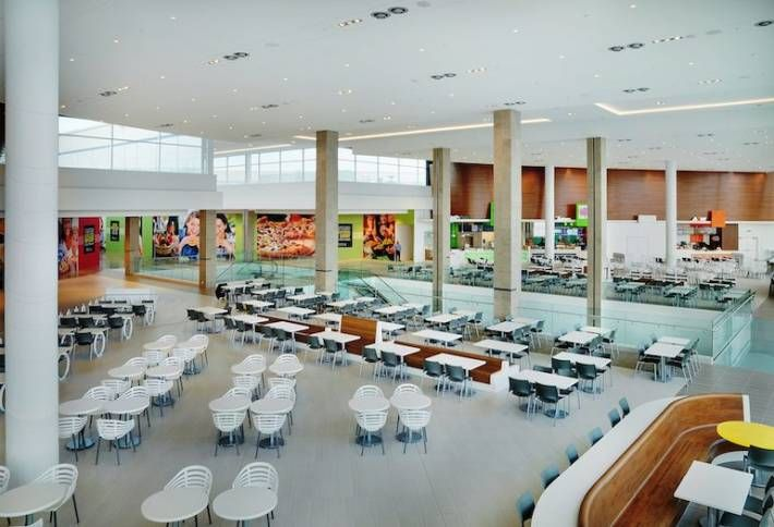 Erin Mills Town Centre Opens Food Court For a New Generation
