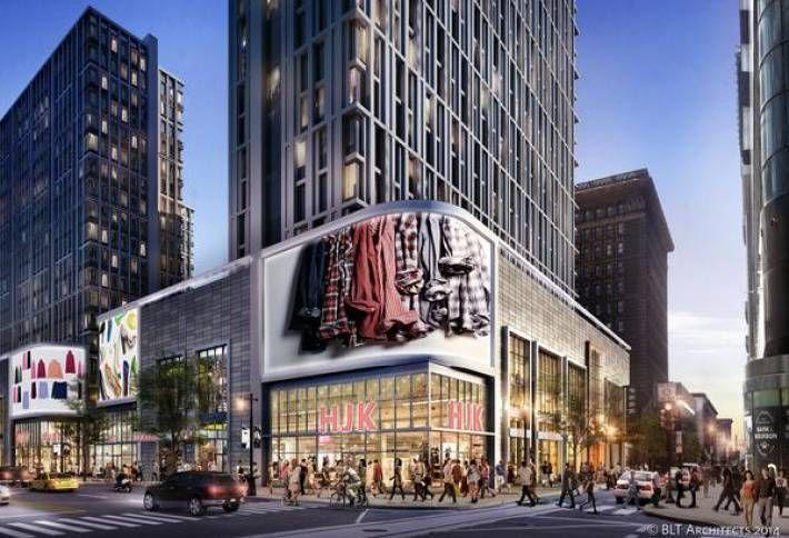 Tutor Perini Wins East Market Building Contract