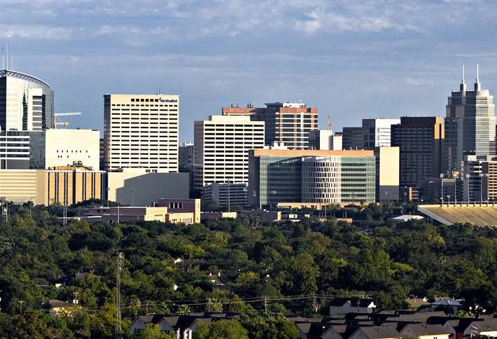 Texas Med Center Playing Catch-Up On Commercialization