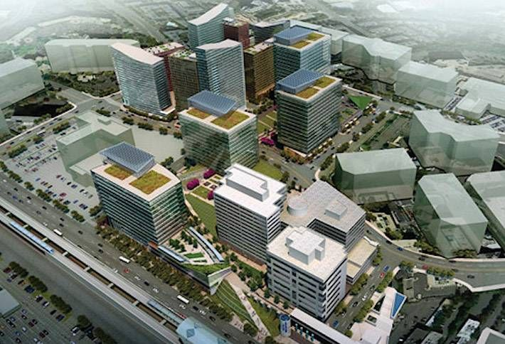 The Biggest Development In Tysons Was Just Approved