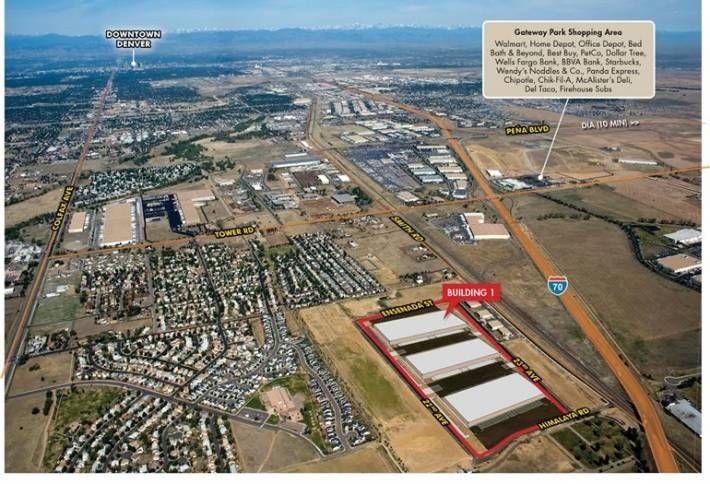 Denver Industrial Strength Means Spec Development