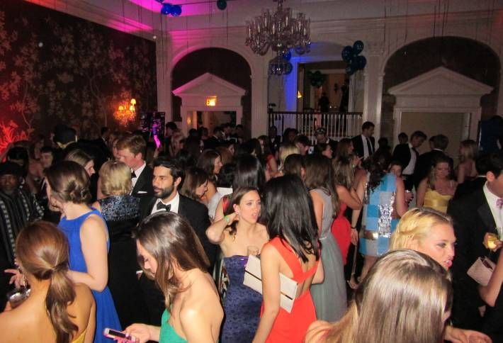 Bachelors & Spinsters Ball!