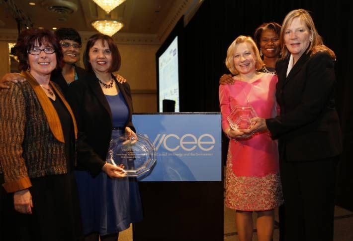 FERC Chairman Cheryl LaFleur is Woman of the Year