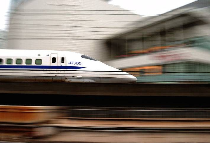 Preferred Design-Build Firms Selected For Texas High-Speed Rail