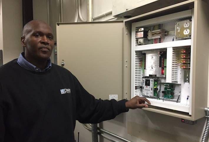 McKinley Ricks is 2015's Maintenance Hero