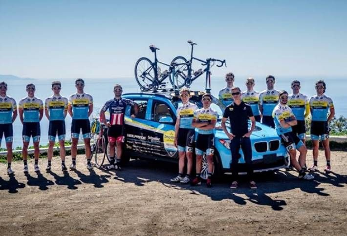 SmartStop Cyclists to Compete in Cross-California Race