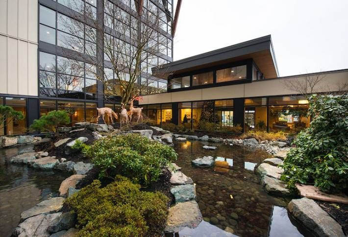 Little Campbell River Wins Big at Commercial Building Awards