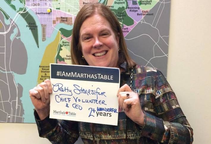 Martha's Table Moving