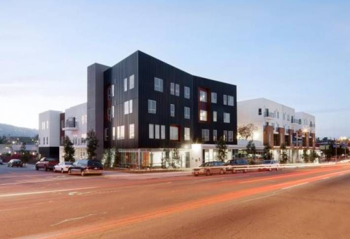 Housing for LA's Starving Artists Opens in San Pedro