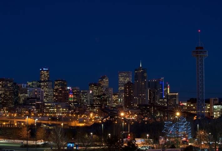 Denver: Good Place for Small Biz