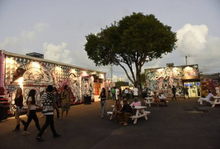 Miami's Trendy Wynwood District Thrives On Small Business. How Can It Survive Coronavirus?