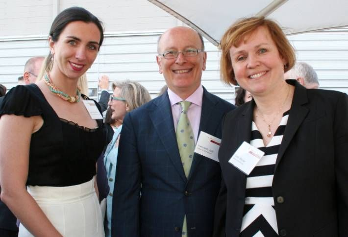 Baker & McKenzie Rooftop Reception Welcomes New Compliance & Investigations Group