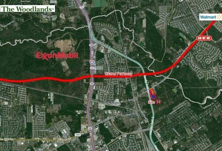 Halberdier Announces Another Development Near Exxon