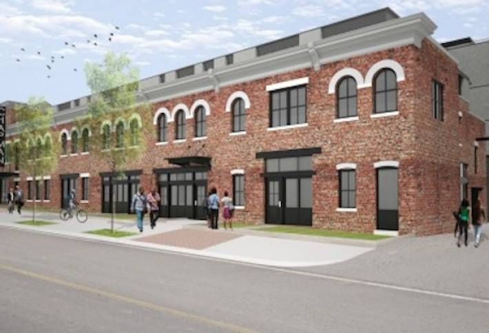Apartment Design Approved for Historic Warehouse Conversion