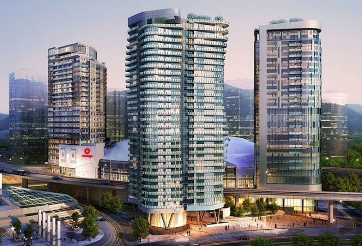 Aquilini Centre Taps Surging Demand For Quality Rental