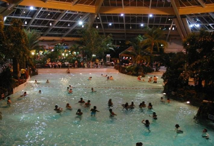 Brookfield Offers $3.7B for Center Parcs