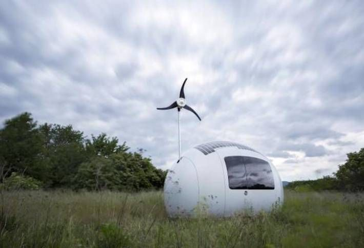 Why The Egg Could be The Future of Green Living