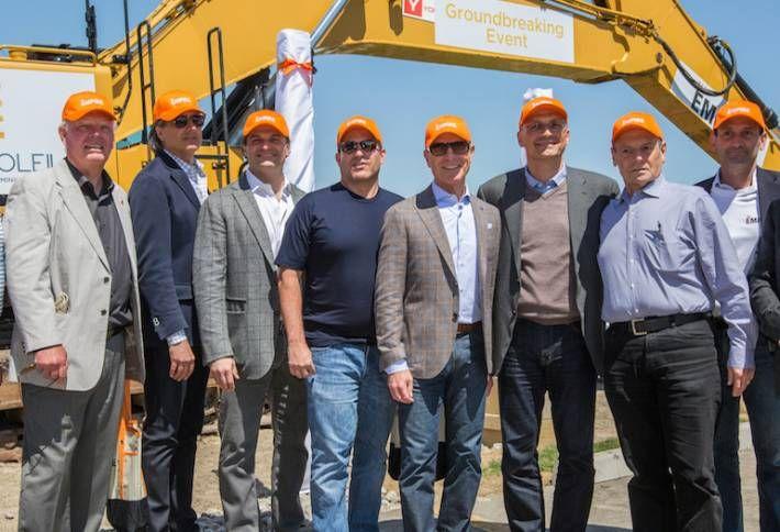 Empire Starts Construction on Flagship Mega-Condo