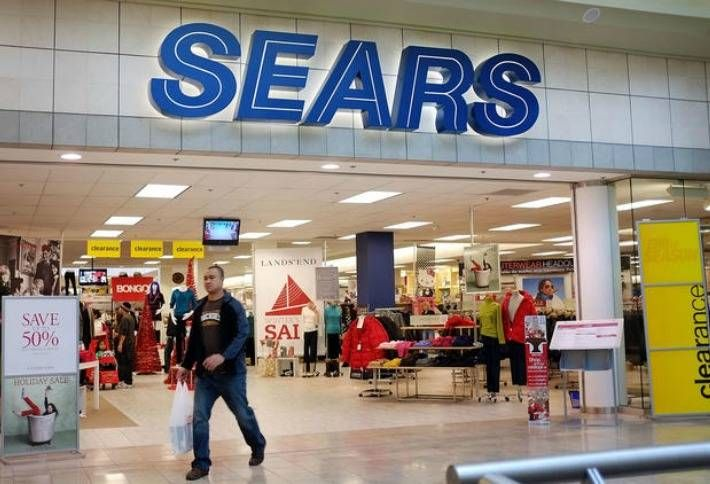 Simon Sues Seritage Over Closed Sears At Florida Mall