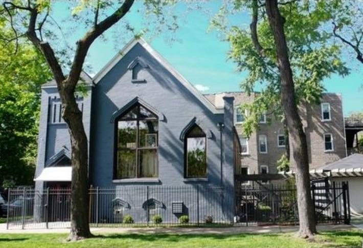 Yet Another Chicago Church Swings to Residential