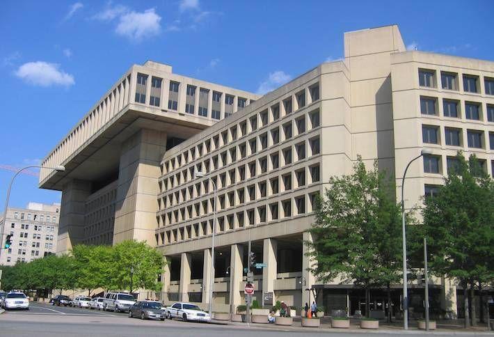 FBI HQ Search Hits Regulatory Speed Bump