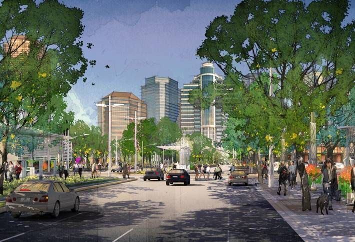 Post Oak Boulevard: A Model for America?
