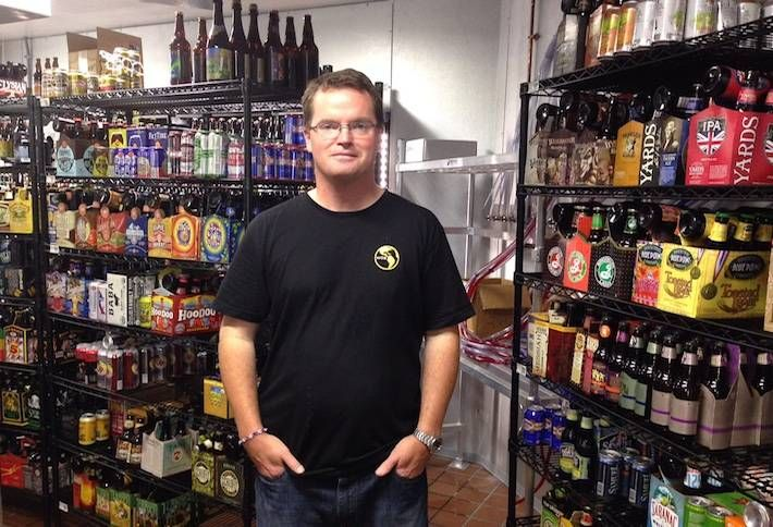 World of Beer Opening in Towson