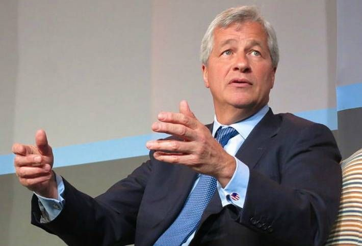 JPMorgan Chase chairman and CEO Jamie Dimon
