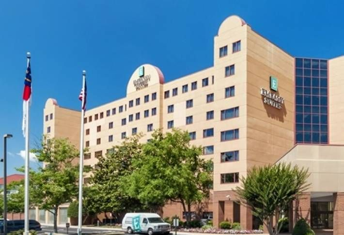 Local Investor Buys Embassy Suites