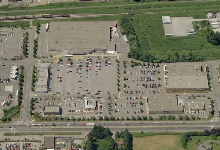 Lowe's Takes Target Space at Abbotsford Power Centre